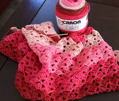 Caron Cakes Yarn Patterns Free Best Lacy Crochet My First Caron Cakes In Cherry Chip Yarn Review