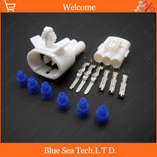 online buy whole female waterproof harness connector from 5 sets 3 pin way 2 0mm male female connector auto wiring harness plug