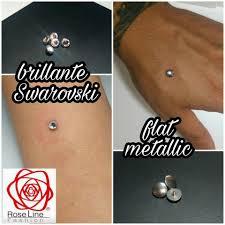 Microdermal Piercing Archivi Roseline Fashion