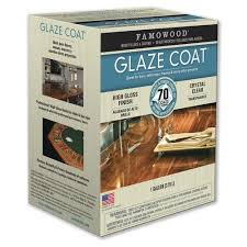 Menards Coat Rack Famowood Glaze Coat Clear Epoxy Kit 100 gal at Menards 38