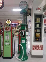 Gas Pump Vending Machine Custom 48s Wayne 48 Visible Marathon Gas Pump EBay