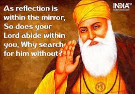 Gurpurab 2018: Top 10 Inspirational Quotes by Guru Nanak Dev ji to wish  your loved ones | Books News – India TV