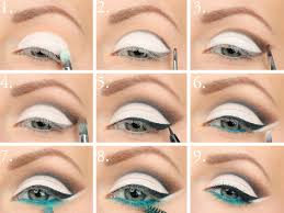 how to apply eye makeup for hooded eyelids photo 1