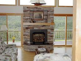 photos corner stone fireplace designs