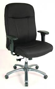 Office Chair With Adjustable Arms Office Big And Tall Fabric Chair With Fully Adjustable Arms