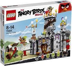 LEGO 75826 Angry Birds King Pig 's Castle Baukasten: Amazon.de: Spielzeug