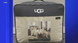 about 175 000 ugg comforters recalled