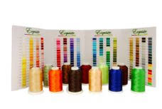 Exquisite Thread Color Chart Kingstar Embroidery Thread Kit 5000m 30 Colorsthe