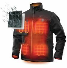 Milwaukee Heated Jacket Light Colors Milwaukee M12 Premium Heated Black Jacket M12hjbl4 0 No Battery 4933464323