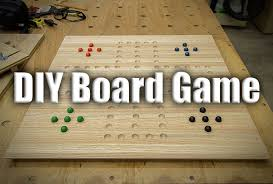 Homemade Wooden Board Games Easy Gift Project Homemade Board Games Jays Custom Creations 75