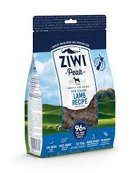 Pet Porter Size Chart Ziwi Peak Air Dried Lamb For Dogs Ziwi Pets