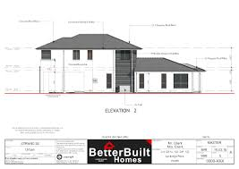 home builders designs. House Designs For Narrow Blocks By Better Built Homes Home Builders
