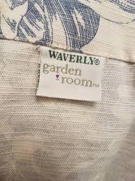 beautiful garden room waverly curtains