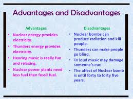 advantages of nuclear technology es advantages of nuclear technology essay