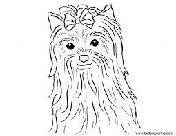 Your kids will have hours of coloring fun! Free Yorkie Puppy Coloring Pages Yorkie Puppy Coloring Pages Free Printable Coloring Pages Free Yorkie Co Puppy Coloring Pages Dog Coloring Page Coloring Pages