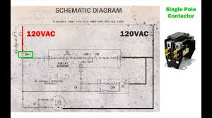 hvac condenser how to read ac schematic and wiring diagram air rh you com central air conditioner wiring diagram coleman ac wiring diagram