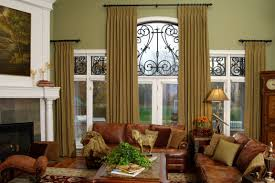 Elegant Window Treatments Decorations