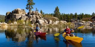 Summer Big Bear Lake Activities