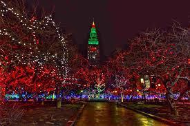 Akron Ohio Zoo Lights Cleveland And Northeast Ohio Holiday Lights