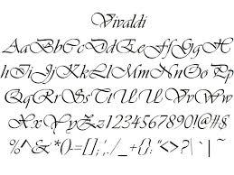 California Script Tattoo Font Generator