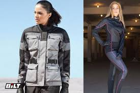 bilt motorcycle jackets and pants for female riders