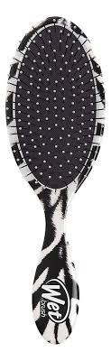 <b>Щетка для спутанных</b> волос Detangler Safari Zebra Wet Brush ...