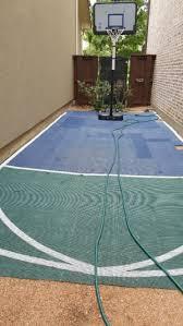 basketball court sports tiles flooring mateflex modutile