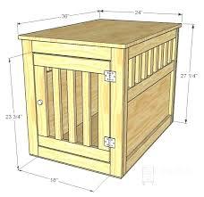 indoor dog crate furniture homemade indoor dog kennel build wood crate indoor dog crate end table
