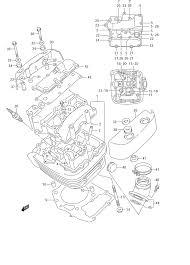 2008 suzuki boulevard c90 vl1500 cylinder head front parts best suzuki gs550 wiring diogram k 5 wiring diagram suzuki c90