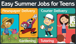 Summer Jobs For 14 And 15 Year Olds First Rung To Professionalism