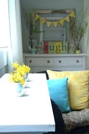 turquoise office decor. Wonderful Spring Office Decor Design Turquoise And Gold