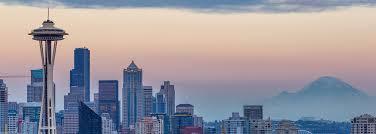 Seattle Cityscape Seattle Wa Travel Guide Visit Seattle Smartertravel