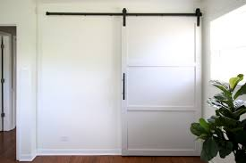 How to Build and Install a Sliding Barn Door - Home Improvement ...