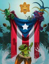puerto rican art work
