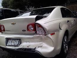 2012 Chevrolet Malibu Seatbelt Malfunction: 1 Complaints