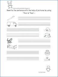 Free Printable Blank Handwriting Worksheets Unique