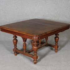 Esstisch Massiv Esszimmer Tisch Ausziehbar Rund Oval Küchentisch