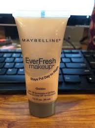 image is loading maybelline everfresh makeup foundation golden spf 14 new