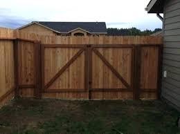fence gate design.  Gate Custom Fence Gate Design Double Wood  Fencing Chain Link Fences   Intended Fence Gate Design