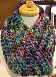 Knitted Scarf Patterns Using Bulky Yarn Interesting 48 Hour Scarf Co Even 48 K48 YO K48tog Repeat From Across To