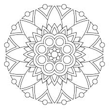 Mandala Coloring Pages Free Mandala Coloring Pages For Adults Lovely