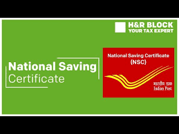 Nsc National Savings Certificate Interest Rates H R