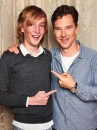 Oz Con fans   Skinny blonde, Blonde guys, Benedict cumberbatch