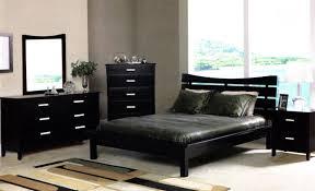 black modern bedroom furniture. Fine Black Modern Black Bedroom Furniture  Inside L