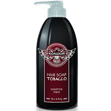 <b>Kondor</b> Hair & Body <b>Shampoo Tobacco</b> - <b>Шампунь Табак</b> 750 мл ...
