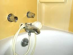 tub faucet shower attachment bathtub faucet shower attachment large size of faucet with shower attachment head