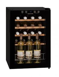 black wine cabinet. Dunavox - 20 Bottle Freestanding Black Wine Cabinet DX-20.62KF \u2013 Elite Refrigeration U