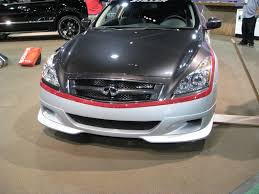 STILLEN 2009 Infiniti G37 Coupe at SEMA | STILLEN Garage