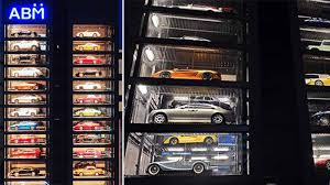 Singapore Car Vending Machine Location Gorgeous Singapore Tower 'dispenses' Cars Expat Media