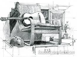 carrollgreen hand drawing and sketching in todays architectural